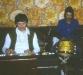 1981.04. Hotel De Saxe, Teplice, skupina Gong
