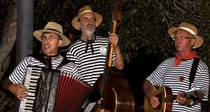 Místní hudebníci