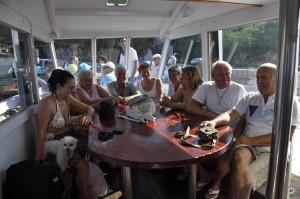 Výlet lodí na ostrov Krk