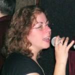 zpěvačka skupiny Taurus