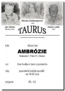 Ambrózie - propagační plakátek