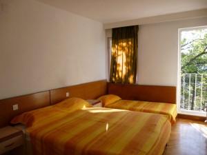 hotel Riviera pokoj
