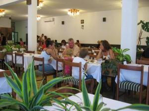 hotel Riviera restaurace