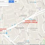RoSa mapa