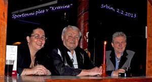 2013.02.02. Ples v Srbíně