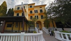 hotel Riviera hl. budova